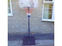 Garden basketball ball set