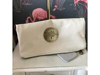 White Clutch Bag Used But Good Condition