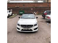 Mercedes CLA 220d AMG Sport Package. (MINT CONDITION INSIDE AND OUT!!!!)