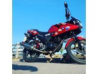 Honda cbf 125 swaps