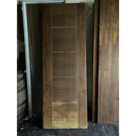 Hardwood door.. (JOB LOT)
