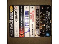Eight Thriller Seekers Book Set