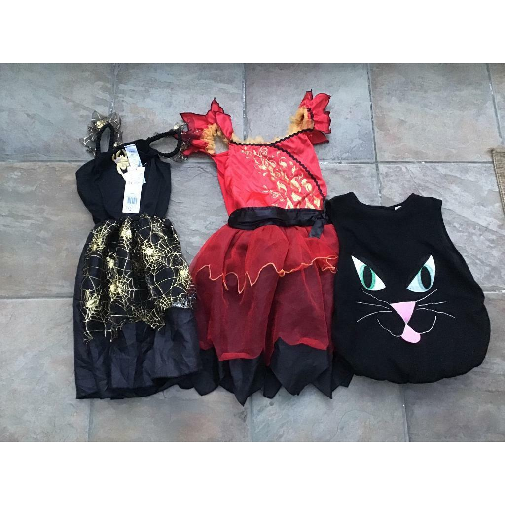 Halloween Costumes Age 7 8 In Shepton Mallet Somerset Gumtree