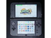 Nintendo NEW 3DS XL - 140 GAMES - DUAL IPS SCREENS - BOXED