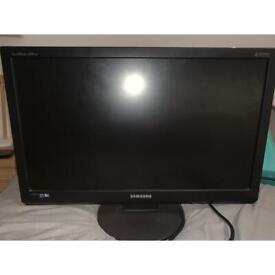 """Samsung 24"""" 50/60hz HDMI Monitor"""