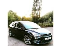 Ford focus 1.6 Zetec S 110bhp, ST look alike alloys kit 2008 mk2 5 door diesel tdci