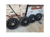 Mini copper one alloy wheels