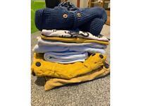 Baby boy clothes Bundle 3-6 mths