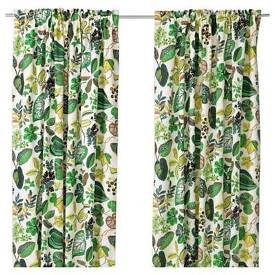 New IKEA Syssan Curtains 145x300cm