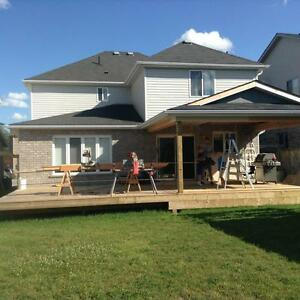 New Home / Cottage Construction & Addition / Renovations Peterborough Peterborough Area image 5