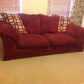 Large sofa for sale.