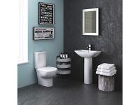 KNEDLINGTON Basin And Toilet Set