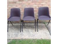 Spare chairs