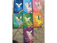 Rainbow Magic Books - The Jewel Fairies Set