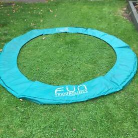 Trampoline pad 8 foot