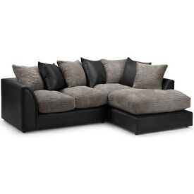 BYRON (3+2) SOFA SET OR CORNER ON SPECIAL OFFER // PLUS 1 YEAR WARRANTY