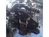 Ford transit connect engine