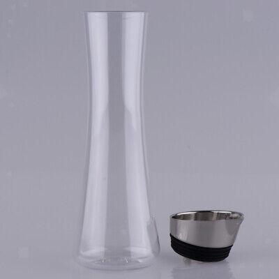 Caraffa in plastica con caraffa resistente al calore con coperchio - per la