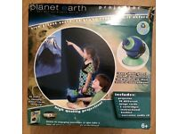 Planet Earth projector