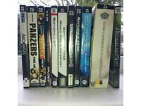 Old PC games job lot