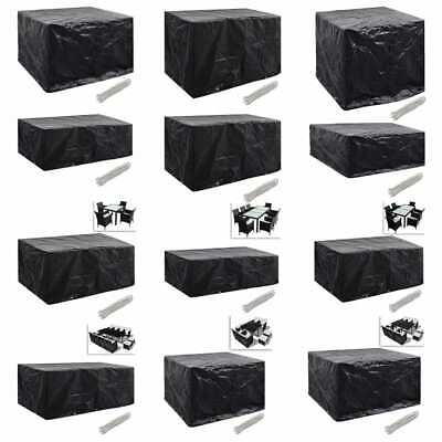 Garden Furniture - Waterproof Garden Furniture Cover Outdoor Patio Chair Table Bench Rain Shelter