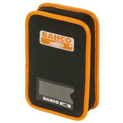 BAHCO 4750FB5A Small Hand Tool Organiser Screwdrivers Storage Case ... dda67f78df805