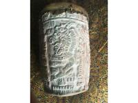 Pre-Hispanic drum pottery of Mexico