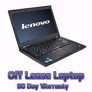 Lenovo Thinkpad T420 Core i5 Laptop, Webcam, Windows 7 & 90 Day Warranty