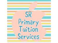 Transfer test and general primary tuition. Young and experienced primary teacher