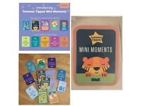 Tommee Tippee mini moments milestone cards