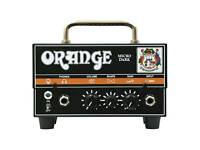Orange Micro Dark 20W Valve / Solid State Hybrid Guitar Amplifier Head