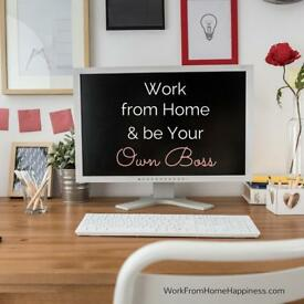 Work from home - FREE AMAZING OPPORTUNITY!