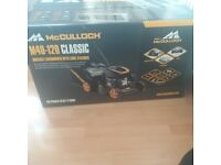 McCulloch petrol lawnmower m40 - 120