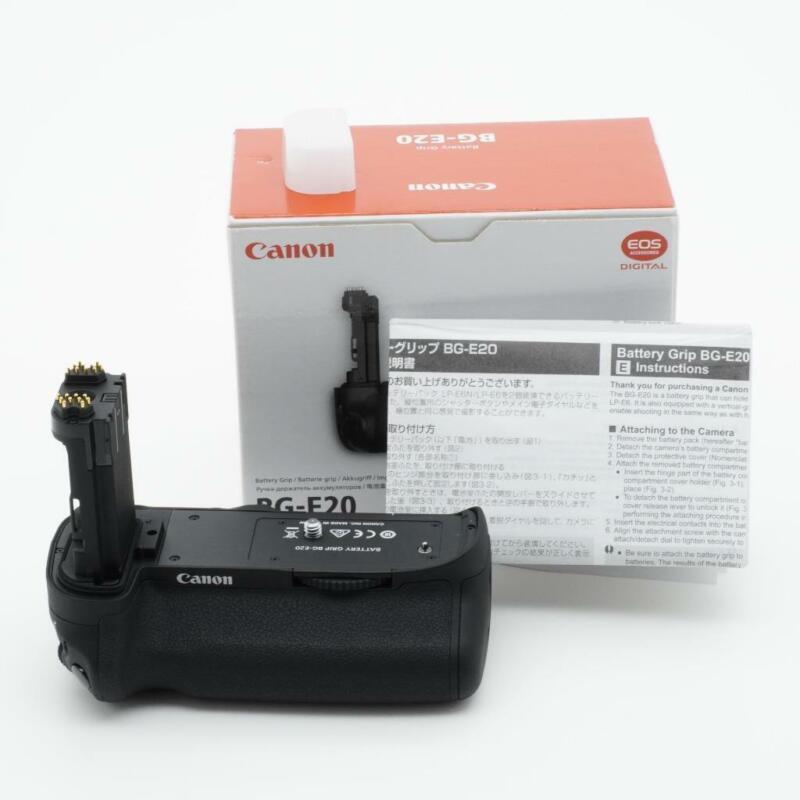 Canon BG-E20 Battery Grip for 5D Mark IV