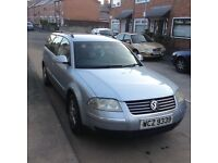Nice Passat 1.9tdi 2004 estate blue