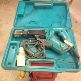 Makita 110v drywall screw gun
