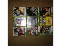 Xbox 250gb slim with 20 games