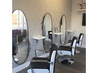 Hairdressers chair rental