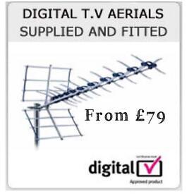 Digital tv aerials