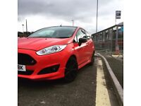 Ford Fiesta Zetec S red edition 3dr Manual, Start/Stop