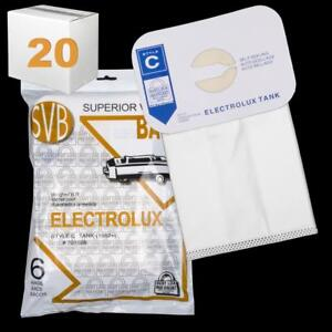 Dustlock Bag For All Canister Models Using Type C Bags Since 1952 6 Pack Best Quality Multi Ply