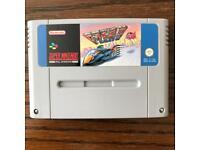 Super Nintendo Entertainment System - FZero