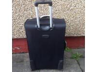 Quality Condition Large Black Suitcase