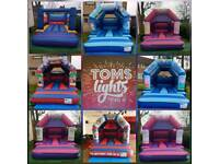 Bouncy castle hire starting from £45