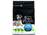 Purina Pro Plan Large Athletic Puppy With Optistart, Rich in Chicken Dry Dog Food 3kg