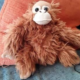 Kids soft monkey