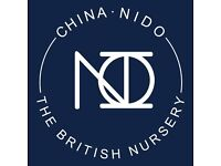 Nursery Nurses Required in China