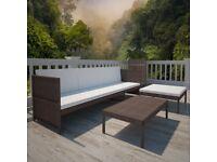 Rattan Garden furniture Outdoor Garden Sofa Set
