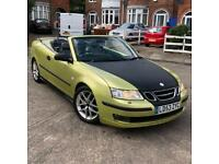 Saab 9-3 Aero Convertible 2.0 Turbo - Open To Offers