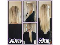 Hair extensions Micro rings / Nano rings / Keratin